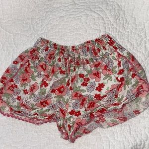 Polo Ralph Lauren Floral Bloomer Shorts